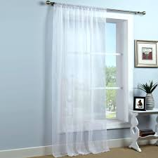 voile sheer curtains white sheer elegance voile panel cotton voile sheer  curtains . voile sheer curtains ...