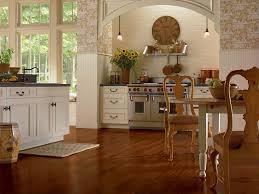 Image Of: Dark Laminate Flooring Kitchen