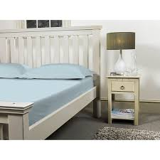 flat sheet duck egg blue uk bed sizes