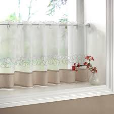 Red Kitchen Curtain Sets Red Kitchen Curtains Of Beautify Your House With Kitchen Curtain