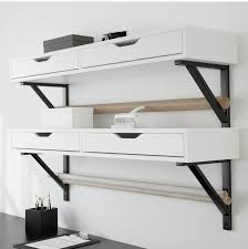 twenty wall shelves that add style as