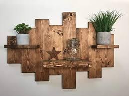 20 wood wall art ideas woodworking24hrs