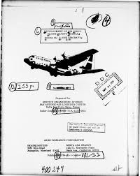 Development of air force flight safety models volume 11 c 130e aircraft