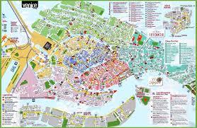 venice maps  italy  maps of venice (venezia)