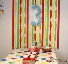 boy birthday party decorations