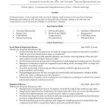 Telemetry Nurse Resume Adorable Telemetry Nurse Resume Download Rn Examples Charge Sample Best Ideas