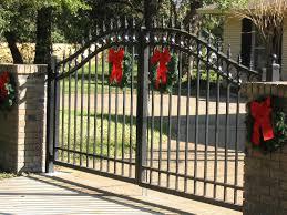 Stunning Metal Fence Gate Designs 20 STEEL GATES FENCE GATES