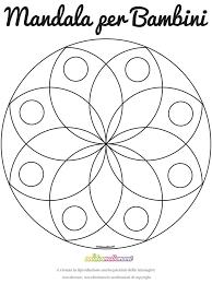Come Colorare I Mandala Dibujos Disegni Di Mandala Da Colorare