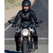 haywire gina carano las leather motorcycle jacket