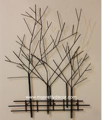 iron wire wall decor
