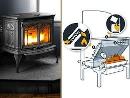 lennox pellet stove. pellet stoves - popular mechanics lennox stove