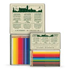 Faber Castell Polychromos Pencil 111th Anniversary Sets