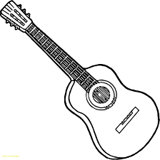 gitar coloring pages inside the rock guitar coloring page coloring book