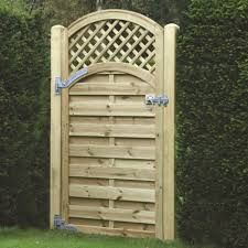 18000900gateomegagreen arched lattice topped gate 1800x900 pale green