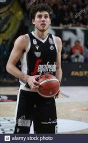 alessandro pajola (virtus segafredo bologna) during Italian Serie A  Basketball Championship 2019/20, , Bologna, Italy, 01 Jan 2020 Stock Photo  - Alamy