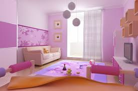 Little Girls Bedroom Paint Marvelous Teenage Girl Bedroom With White Wooden Small Cabinet