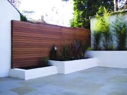Comfortable Contemporary Fence 15 Modern Wood Fence Panels: Modern Wood  Fence Panels  Home