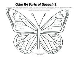 Addition Coloring Page Spring Math Worksheets Color By Pages Pdf