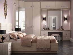 bedroom furniture fitted. Perfect Furniture Fitted Bedroom Furniture Capri In Gloss Cashmere And Driftwood  Mmovanv In Bedroom Furniture Fitted W