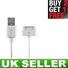 ipod charging cable charging lead charger usb data cable for iphone 4 4s 3g 3gs ipad ipod touch nano