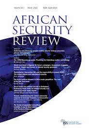 African Security Review: Vol 30, No 1