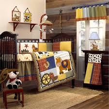 decoration cowboy nursery bedding set horse crib western cowgirl