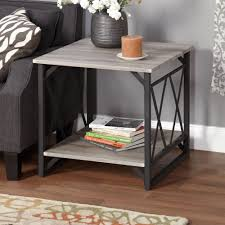 Walmart Living Room Sets Walmart Living Room Furniture Langley Bay End Table Soft Painted