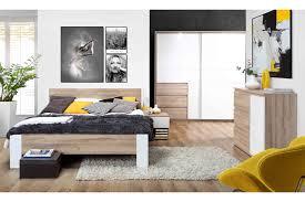Forte Collet Schlafzimmer Einrichtung 3 Teilig Möbel Letz Ihr