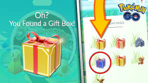POKEMON GO NEW CHRISTMAS EVENT ☆ SPECIAL GIFT BOXES U0026 NEW STORE Where Can I Buy Gift Boxes For Christmas