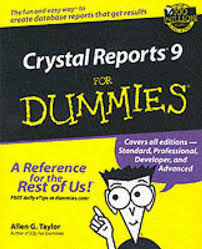 Crystal Reports 9 For Dummies, Allen G. Taylor ... - bol.com