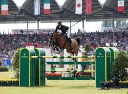It is also called weltfest der pferdesports (world equestrian festival). Chio Aachen Grossartige Momente Mit Einem Leider Unvollendeten Hohepunkt Im Grand Prix Des Rolex Grand Slam Steve Guerdat Schweizer Springreiter Offizielle Website