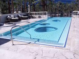 nice pools in vegas