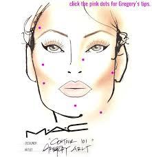 contour chart makeup nw onvacations wallpaper