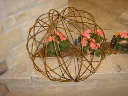 Decorative Metal Balls 100 Wrought Iron Garden Ball 99