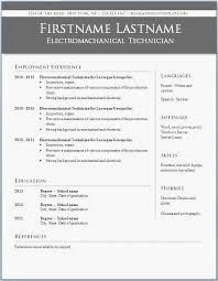 Download Professional Resumes 26 Word Professional Resume Template Free Download Puentesenelaire