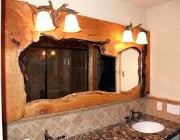 vanities rustic vanity lights canada rustic log cabin vanity lights astounding rustic bathroom vanity lights
