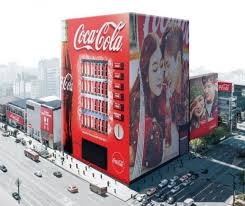 Vending Machine Marketing Strategy Cool CocaCola Celebrates 48 Years Of Olympic Sponsorship