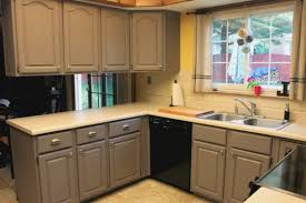 Rustoleum Kitchen Cabinet Back To Simple Steps In Kitchen Cabinet Refacing Image Of