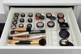 Make up drawer with