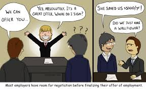negotiating salary in your first job uconn center for career negotiating salary in your first job