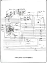 complete 73 87 wiring diagrams 1988 Chevy Truck Fuse Box Diagram 77 80 intrument panel page 2 1968 chevy truck fuse box diagram