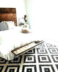 rug placement under bed bedroom area pictures rugs grey ideas master view rug under bed