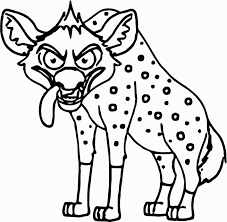Animal Jam Coloring Pages New Animal Jam Coloring Pages Hyena