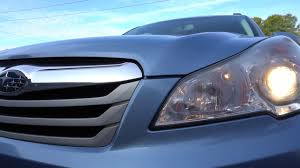 2013 Subaru Outback Fog Lights 2010 2014 Subaru Outback Parking Lights High Beam Front Turn Signal Bulb Replacement