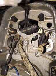 rs questions adventure rider and how about this diode board in the course of disconnecting the large plug on the back this insulating element cracked is the db ruined