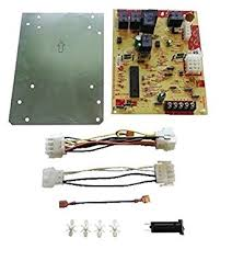 lennox surelight control board. white-rodgers 21d83m-843 integrated fan control board oem replacement kit (lennox surelight lennox 1