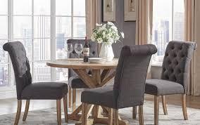 designs trestle outdoor oak set modern large chairs pine plans decor room ideas farmhouse centerpiece round