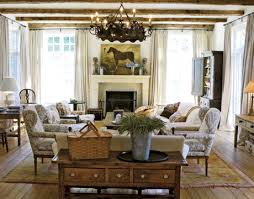 rustic country living rooms. Seating Area Salvaged Chestnut Floors And Beams Bring Warmth To This Grandly Proportioned Living Room. Windows Nearly Floor-to-ceiling . Rustic Country Rooms