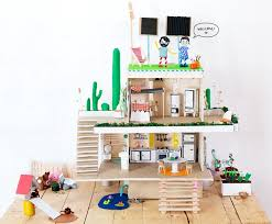 20 diy dollhouses that are eco friendly affordable and super easy for any pa to make