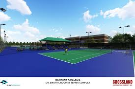 Lindquist Field Seating Chart Bethany College Breaks Ground On Dr Emory Lindquist Tennis